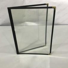 A4-4pp Menu PVC Folder