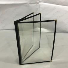 A4-6pp Menu PVC Folder