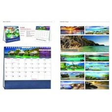 Table Calendar TC 8762