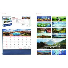 Table Calendar TC 8763