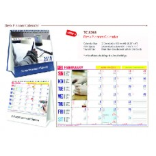 Table Calendar TC 8765