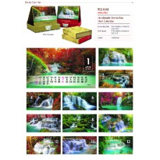 Memo Box Desk Calendar TCS 3303