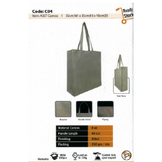 Canvas Bag C04